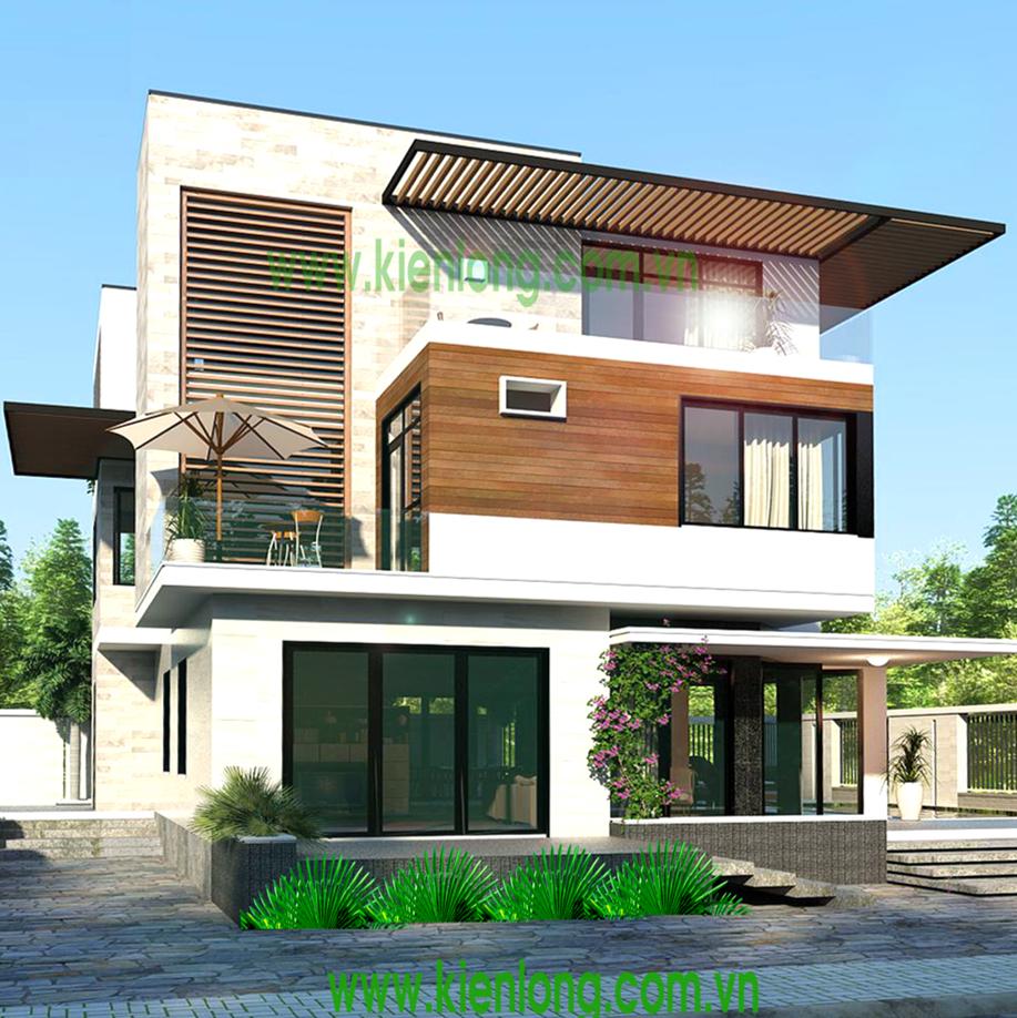 Dự án biệt thự hiện đại Phú Mỹ Hưng