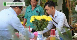 Lễ động thổ nhà 4 tầng KDC Nam Long Q.9