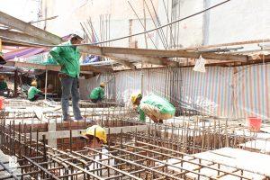 Công ty xây dựng Kiến Long