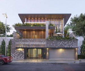 Phong cách thiết kế kiến trúc biệt thự hot nhất hiện nay
