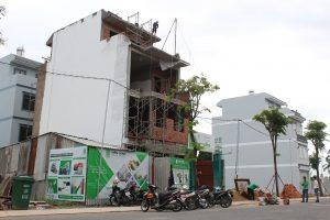 Du an nha lien ke KDC 5 Sao Long An
