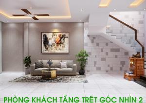 Dự án nhà phố 4 tầng KDC Trung Sơn Quận 7