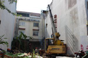 Dự án nhà 4 tầng Nam Long Quận 9